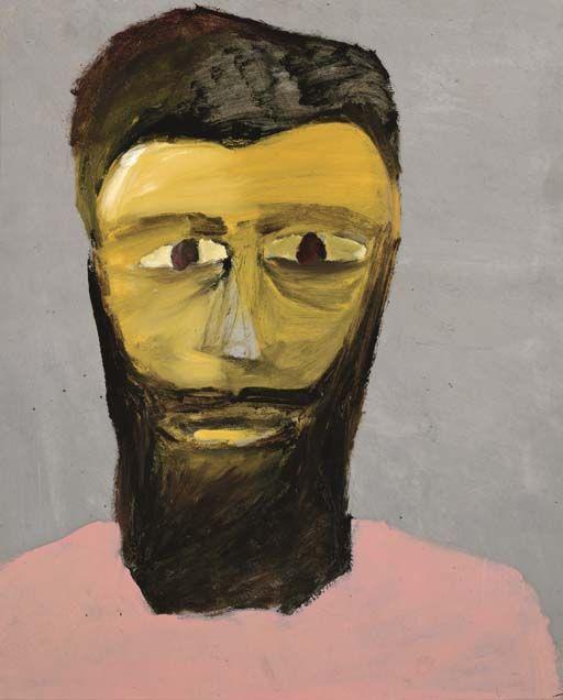 Head, Sidney Nolan