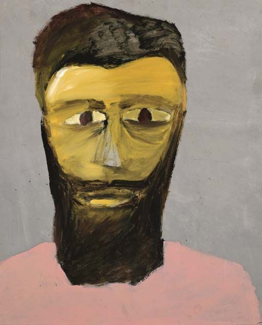 Head, Sidney Nolan