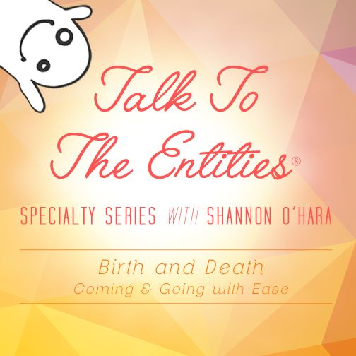 Would you like to know more about entities and what happens with Birth and Death an how this could be with ease? A very interesting and educational topic! #birth #death #entities #ShannonOHara #TTTE #WhatReallyHappens