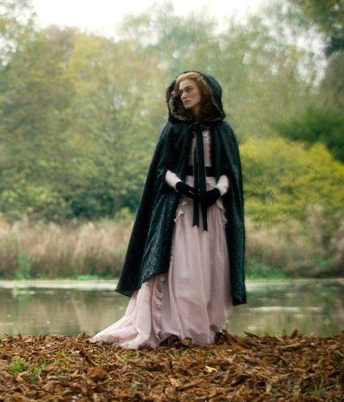 Keira Knightley como Georgiana, duquesa de Devonshire en La Duquesa (2008).