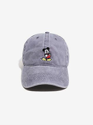 Disney Mickey Mouse Charcoal Dad Hat,