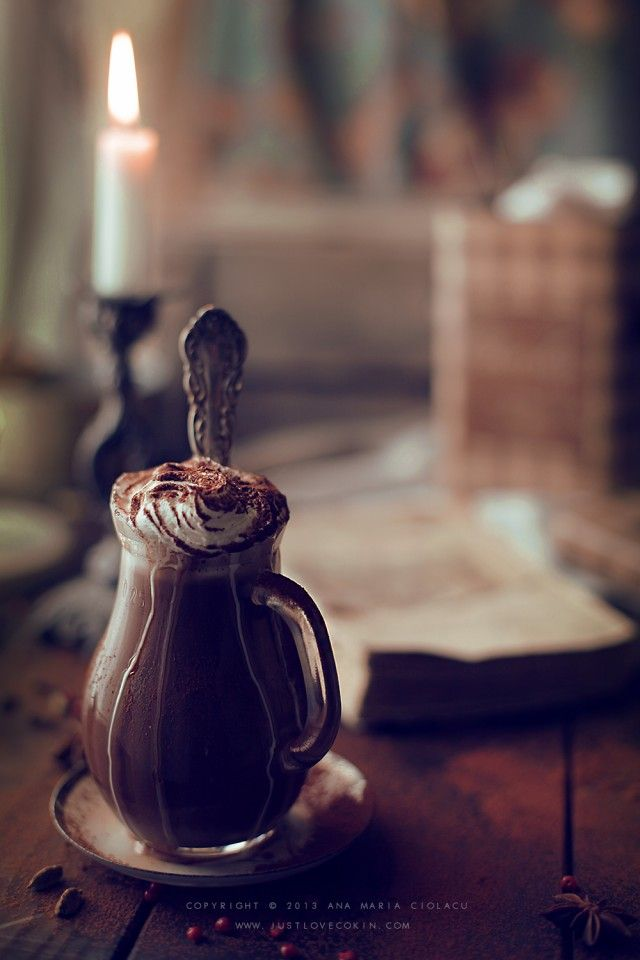 Spicy Hot Chocolate | Just Love Cookin'