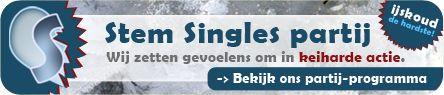 3 nieuwe politieke partijen: De Singles-partij: IJskoud de hardste! http://naturerunswild.com/3-nieuwe-politieke-partijen.php
