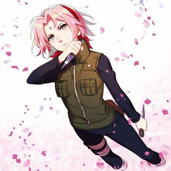 MazelWI on Twitter   Sasusaku, Sakura uchiha, Sakura and