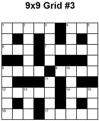 11 best images about Cross Word Puzzles on Pinterest | 34, 32 and ...