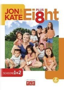 NEW Jon & and Kate plus Eight 2 DVD set