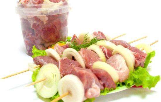 Рецепты маринада для шашлыка с уксусом и луком, секреты выбора
