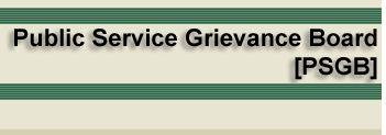 Public Service Grievance Board