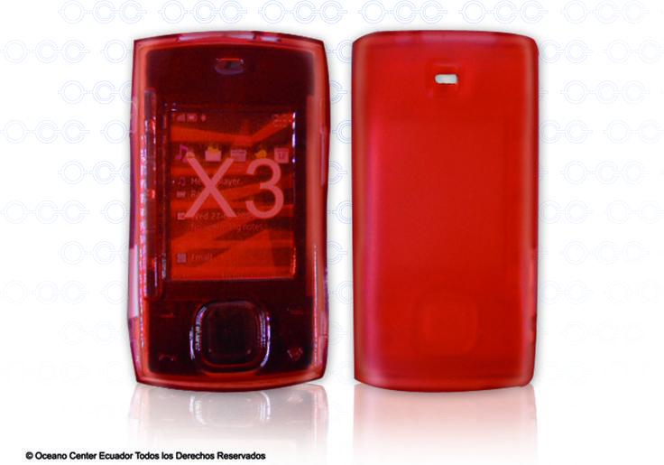Látex transparente  Nokia X3