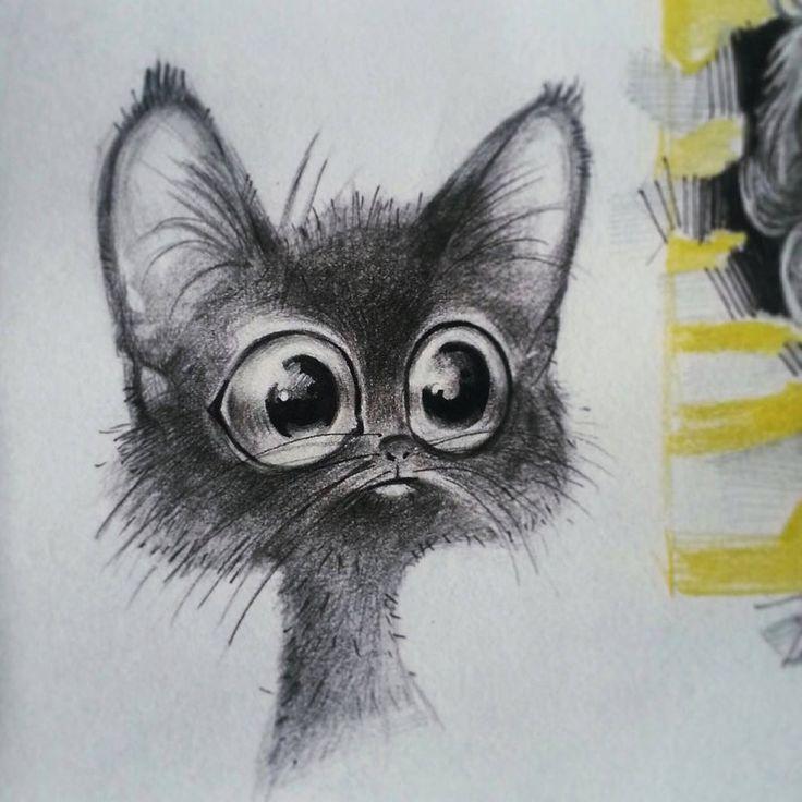 ArtStation - cat , jishnu k