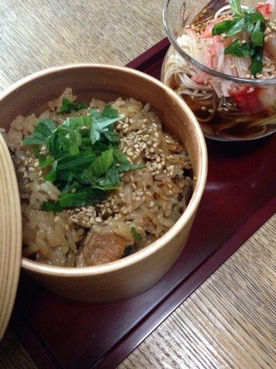 レシピ】炊飯器でうなぎおこわ by momijiさん | レシピブログ - 料理 ...