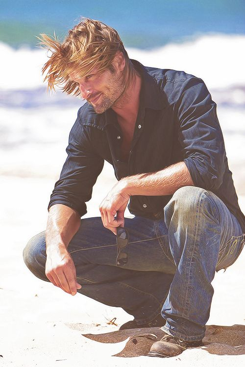 Satser, Josh Holloway, male actor, eye candy, steaming hot, Lost, great tv, photo