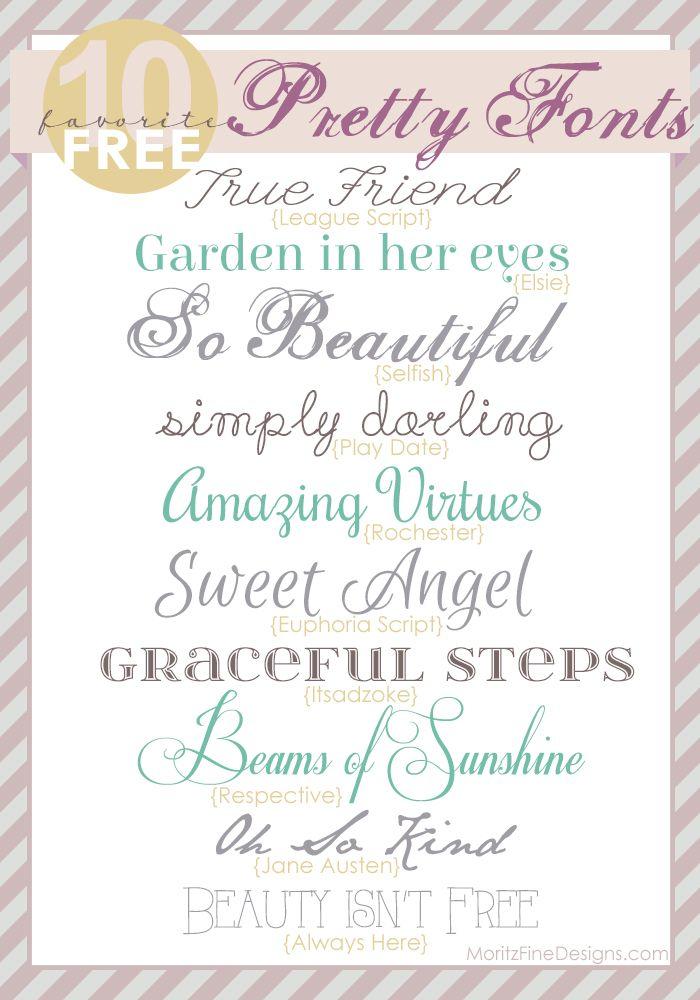Best 25 Wedding Fonts Free Ideas On Pinterest