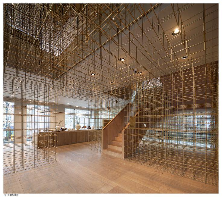Galería de Tienda principal AMORE Sulwhasoo / Neri&Hu Design and Research Office