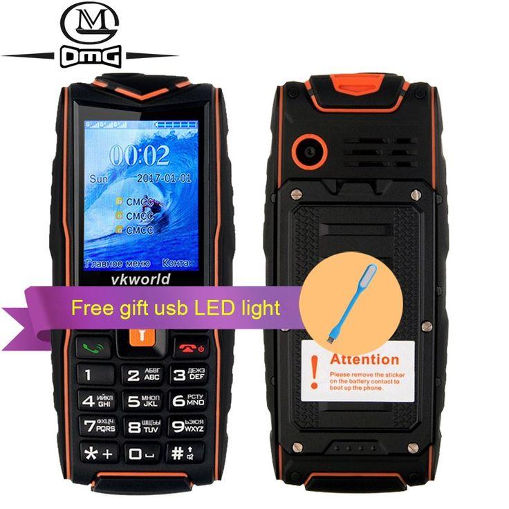 Discount! US $33.18  VKworld NEW V3 IP68 Russian keyboard waterproof shockproof Mobile phone 3000mAh battery FM flashlight 3 sim outdoor cell phones  #VKworld #Russian #keyboard #waterproof #shockproof #Mobile #phone #battery #flashlight #outdoor #cell #phones