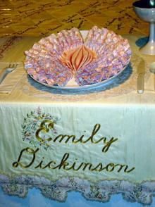 Judy Chicago - Emily Dickinson