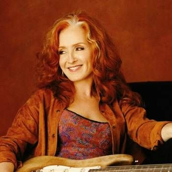 Bonnie Raitt (she asked him to play keyboard in her band)