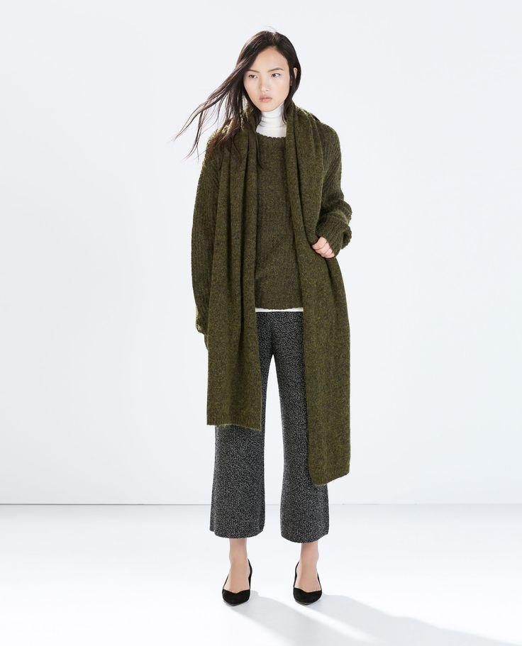CREW - NECK SWEATER - Sweaters - Knitwear - WOMAN | ZARA Canada