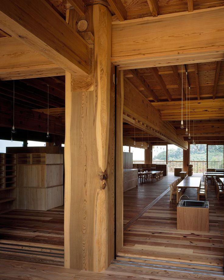Asahi Kindergarten, Asahi, 2012 - Tezuka Architects