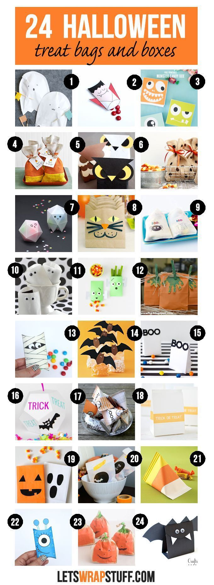 Best 25+ Halloween treat boxes ideas on Pinterest   Halloween ...