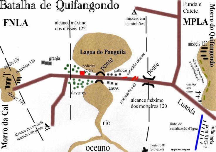 Batalha de Quifangondo, 1975.