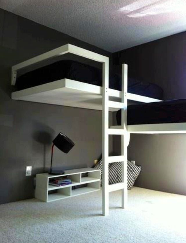 Donu0027t Think That Bunk Beds Are Only Made For Kidsu0027 Rooms U2013 Even Adult  Bedrooms Or Guest Rooms Can Look Amazing With Modern Bunk Beds Designs! Bunk  Beds Are ...