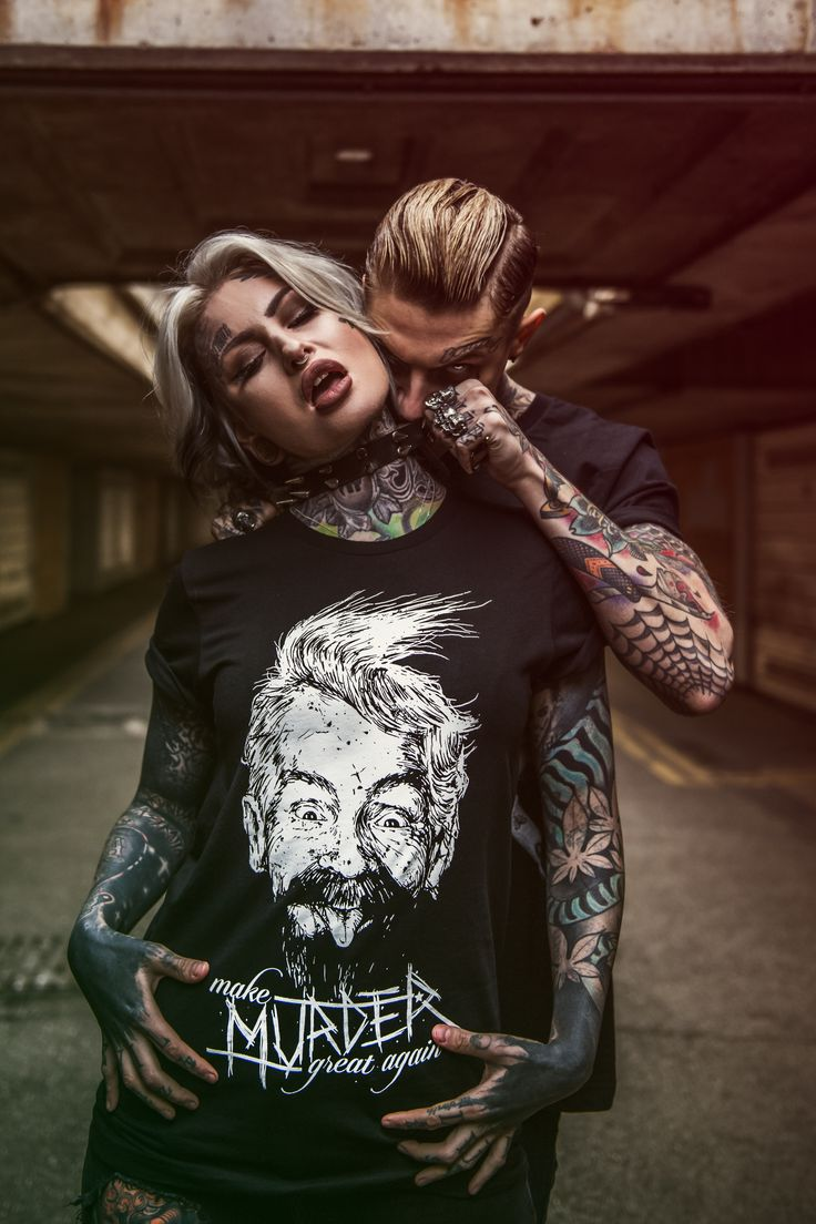 Image by INK POISONING APPAREL on Designs Tattooed