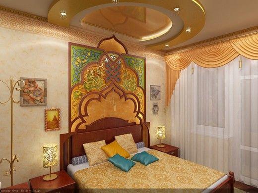 badroom, design, art, etno http://www.myhome.ru/idea/interior/11911#r_24522