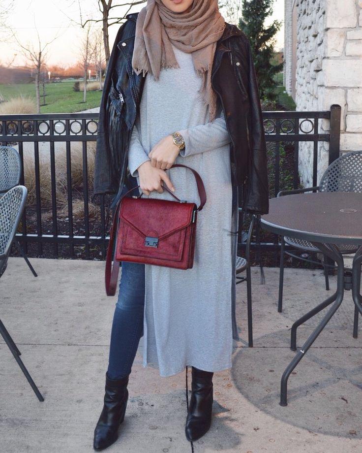 #loefflerrandall #modestfashion #modeststreetstyle #streetstyle #hijabfashion