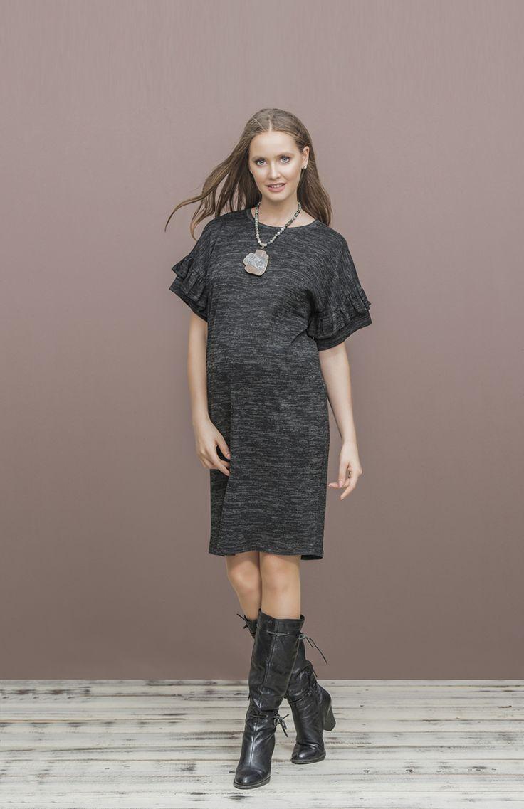 Triko Kısa Hamile Elbise | Kısa Hamile Elbise | Uygun Fiyat | Kargo Bedava