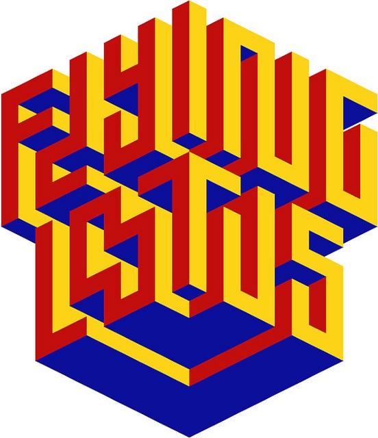 Isometric Pixel Typography