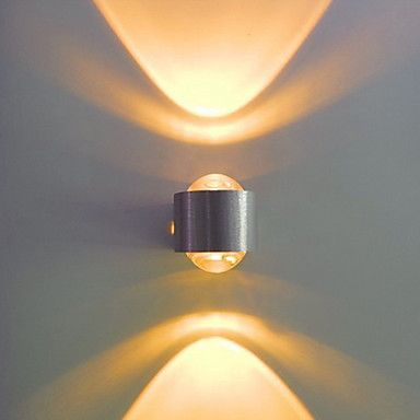 LED / Bulb Included Flush Mount wall Lights,Modern/Contemporary LED Integrated Metal 458745 2017 – $29.74