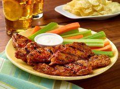 Buffalo Pork Riblets | Swift Fresh Pork