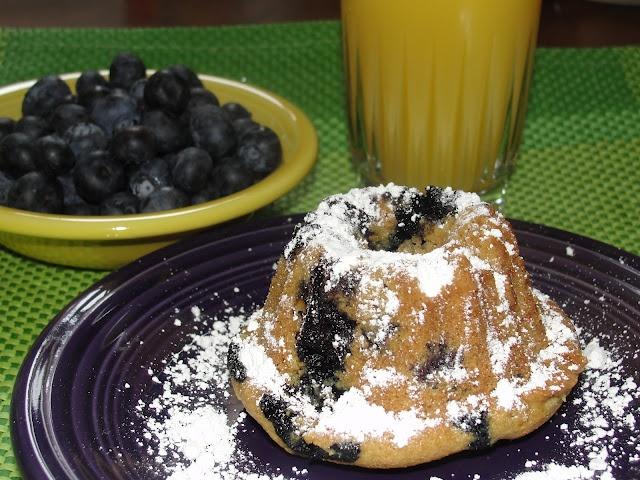 Orange & Blueberry Bread | Blueberries | Pinterest