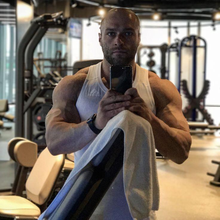 Тренировочный день #fitness