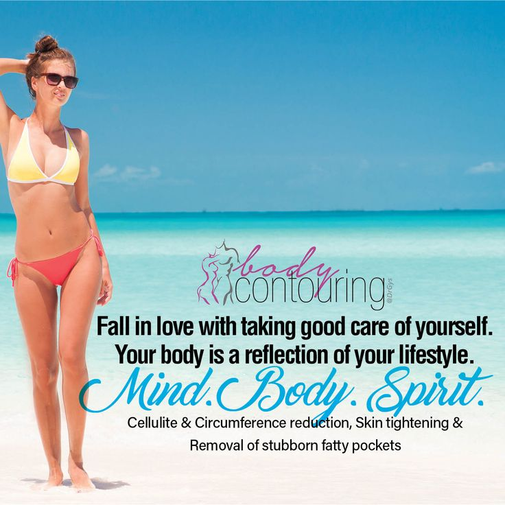 #Contouring Fall in #love with taking good care of yourself. Your body is a reflection of your #lifestyle. #Mind. #Body. #Spirit. * Cellulite & Circumference reduction * Skin tightening * Removal of stubborn fatty pockets #drgys