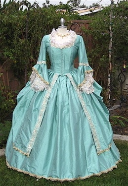 18th C inspired