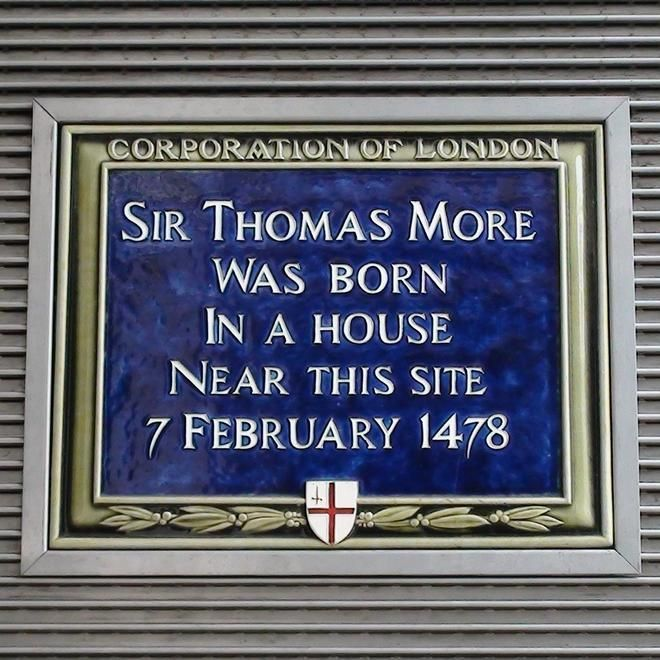 modern day sir thomas more script Sir thomas more and by sir thomas wyatt and sir thomas more - sir thomas wyatt and sir thomas more wrote during the reign of the present day.