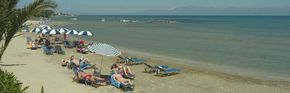 Roda, Corfu situated on the North Coastal side of the island is a low key resort offering a great family break, with many local tavernas and bars offering authentic meals and wonderful views across the sea towards the coast of Albania and the Greek mainland.......