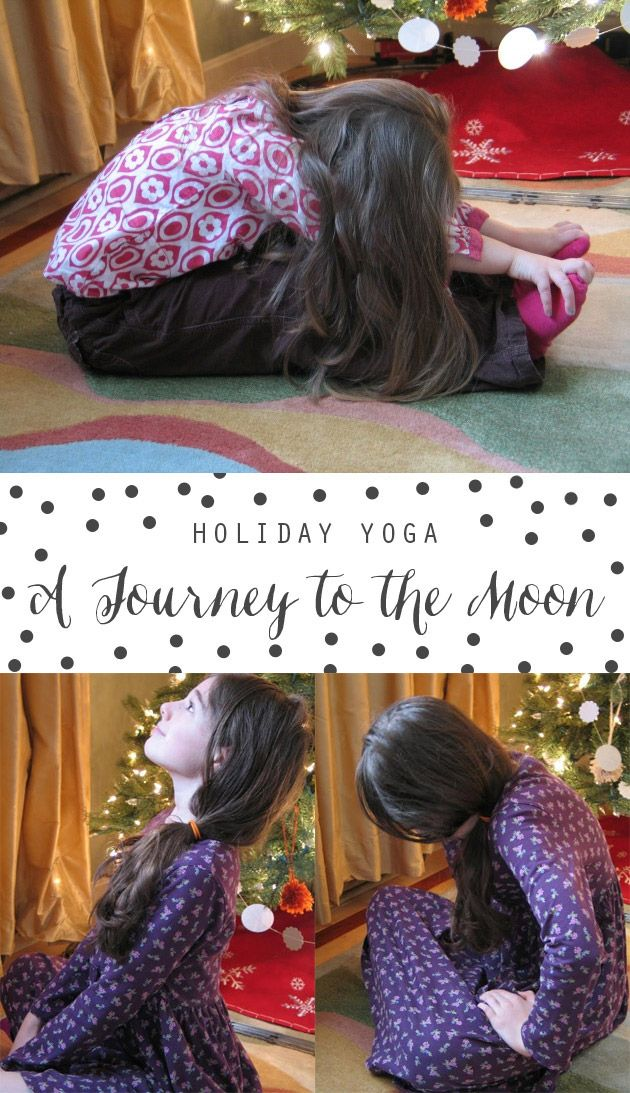 A lovely yoga routine that is perfectly suited for season… ~ A Journey to the Moon