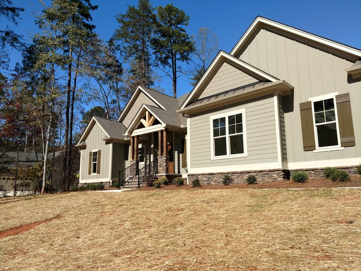 Designed and Built by Mike Palmer Homes inc.