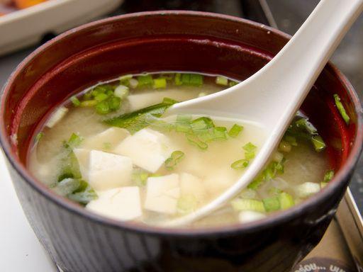 Soupe Miso traditionnelle testé