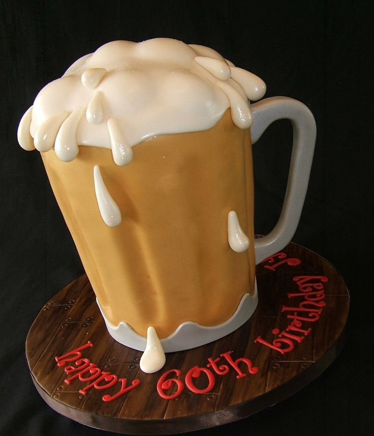 Best 25+ Beer Cakes Ideas On Pinterest
