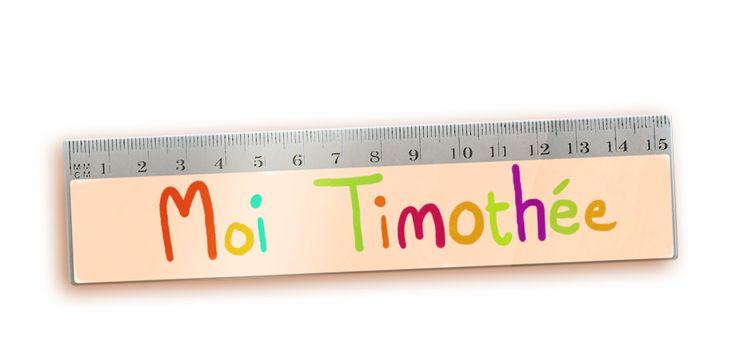 Timothée grandit, le blog aussi... Moi Timothée 2.0, c'est parti !