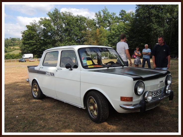 https://flic.kr/p/viMgmm | Jolie grand-mère | Simca 1000 Rallye 2 intégralement d'origine. construite de 1970 à 1978.  Merci de votre visite et n'hésitez pas à laisser un commentaire