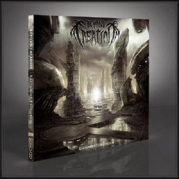 Beyond Creation Merch - CD - Earthborn Evolution - Digipack - IF Merch