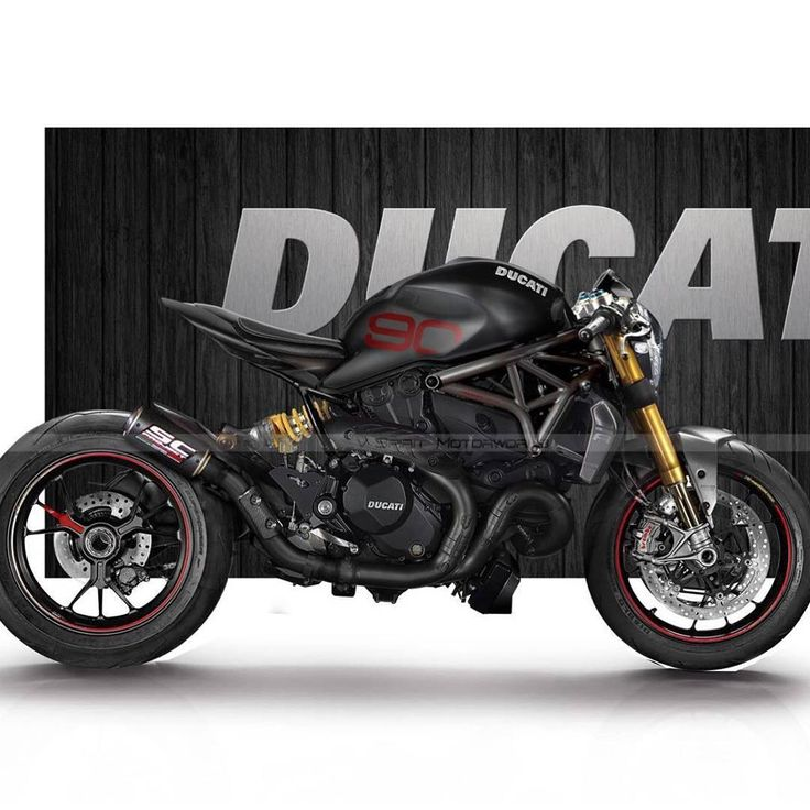 "19.4k Likes, 204 Comments - Ducati Instagram (@ducatistagram) on Instagram: ""Ducati Monster 1200 ""Valkyrie"" Courtesy of: V'Spirit Motorworks, France #ducatistagram #ducati…"""