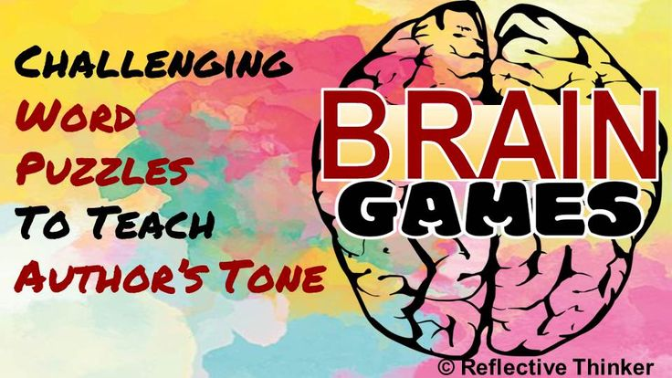 Seven excellent brain games and puzzle activities to teach author's tone.  Fun, engaging, challenging! Great for middle and high school students as well as adults. Preview available. Author's tone, tone shift, tone vocabulary, connotation, denotation, mood covered. These will definitely keep students engaged.  Great for sub, too.