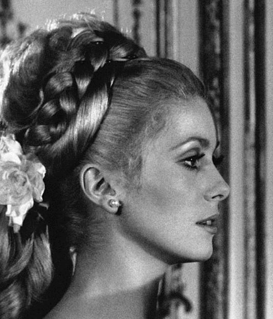 Catherine Deneuve in Mayerling (1968)