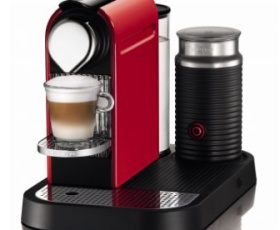 To Espresso and Beyond with the Nespresso CitiZ Automatic Espresso Machine
